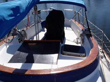 1982 Endeavour 37 sailboat