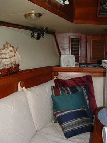 1981 Endeavour 37 sailboat