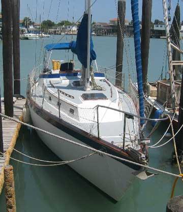 1980 Endeavour 37 sailboat