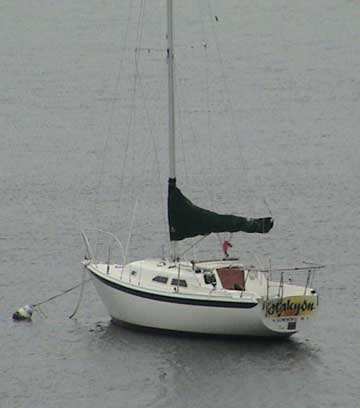 Ericson 27 Sailboat For Sale