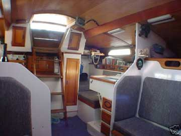Propane Refrigerator For Sale >> Ericson 39 yacht for sale