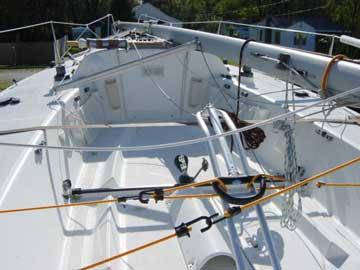 1997 Farr Platu 25 sailboat