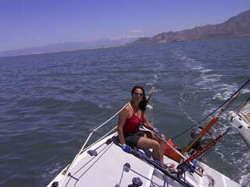 1977 Farr 30 sailboat