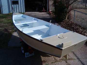 2002 Featherwind sailboat