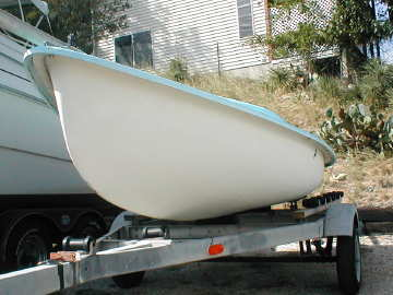 Ghost 13, port bow