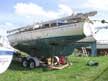 1967 Glander 33 sailboat