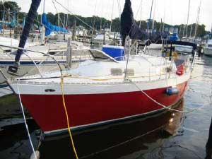 Grampian 28 Sailboat For Sale