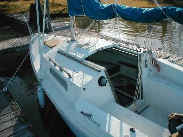 Gulf Coast 18 Sailboat For Sale