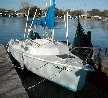 1976 Gulf Coast 18 sailboat