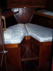 Gulfstar 37 sailboat