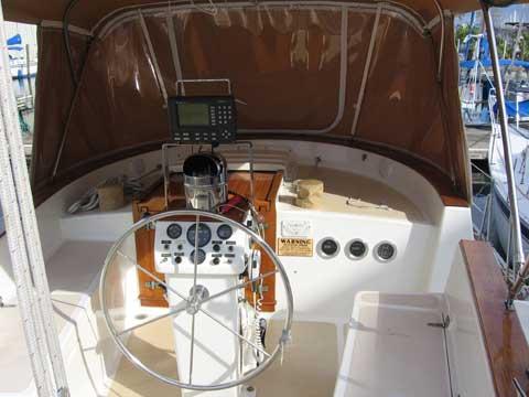 Gulfstar 47 sailboat
