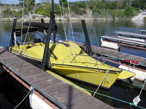 Hunter Tramp 20 Sailboat For Sale