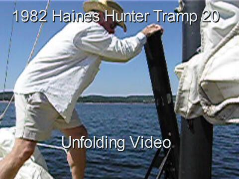 Click for Hunter Tramp 20 unfolding video