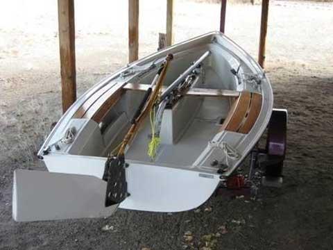 Harpoon 4.6 sailboat