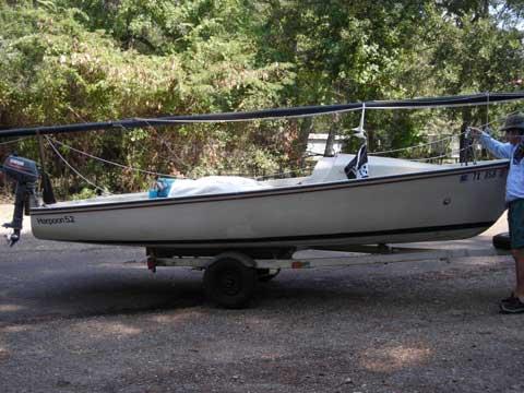 Boston Whaler Harpoon 5.2