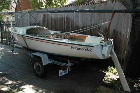 1981 Harpoon 5.2