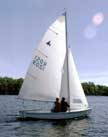 1980 Interlake 18 sailboat