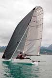 1980 International 14 sailboat