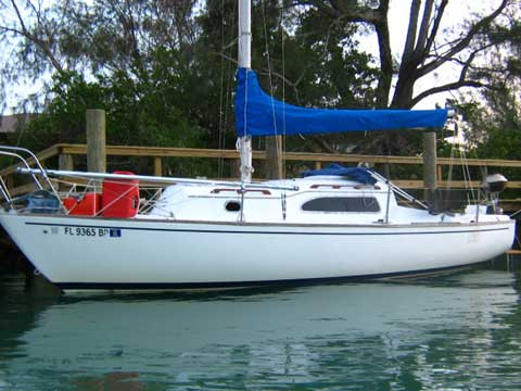 Irwin 23 Sailboat For Sale