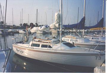 1988 Catalina 22