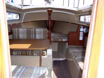 1982 Catalina 22 sailboat for sale