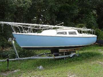1971 Catalina 22