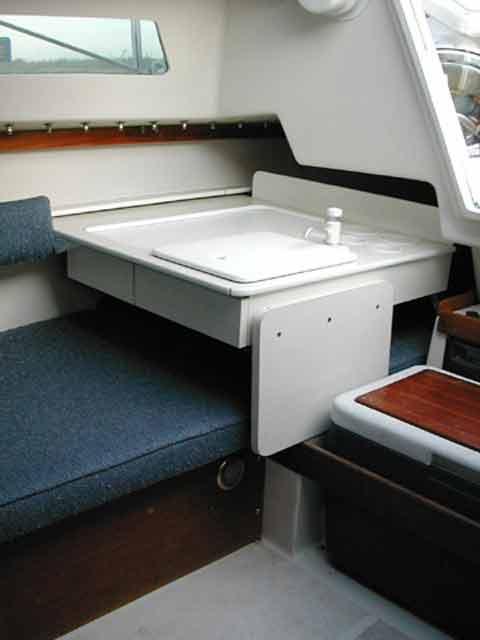 Catalina 22 MKII sailboat for sale