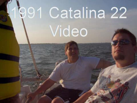 Click for broadband Catalina 22 video