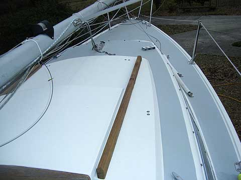Catalina 22 wing keel