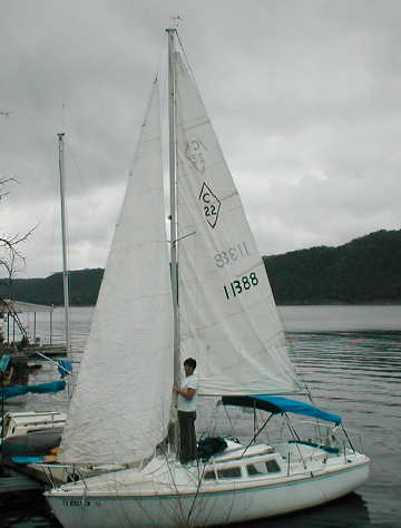 Catalina 22 Sailboat For Sale