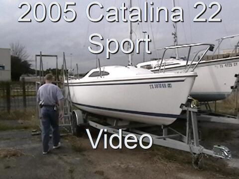 Click for broadband Catalina 22 Sport video