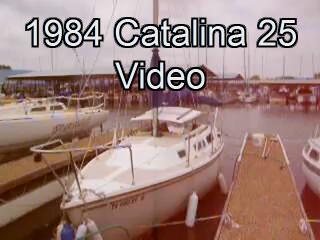 Catalina 25 Video