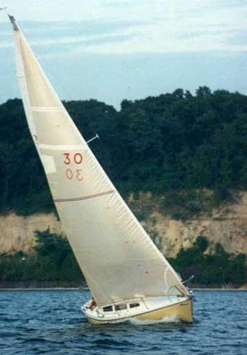 1976 Catalina 27