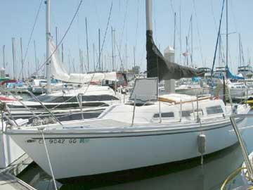 1978 Catalina 27