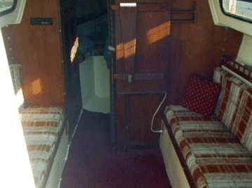 1980 Catalina 27 sailboat