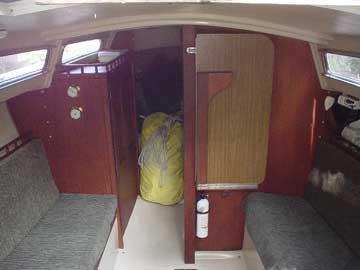 1982 Catalina 27 sailboat