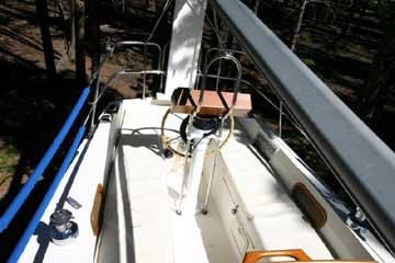 1987 Catalina 27 sailboat