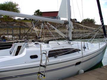 2006 Catalina 309 sailboat