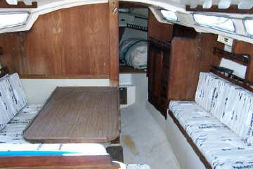 1976 Catalina 30 cabin