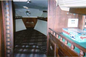 1981 Catalina 30 sailboat