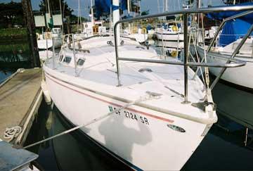 1979 Catalina 30 sailboat