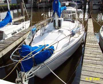 1986 Catalina 30 sailboat