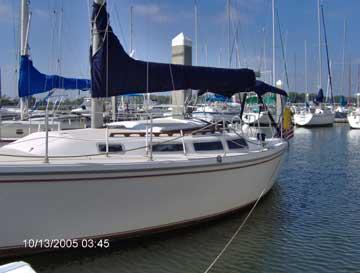 1980 Catalina 30 sailboat