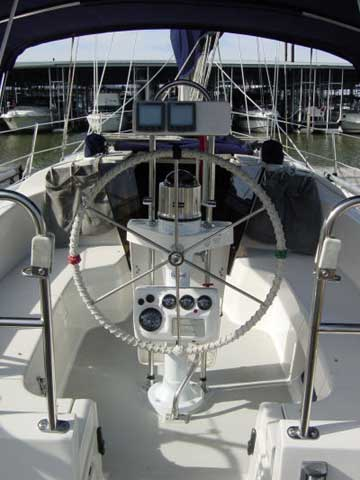 2001 Catalina 310 sailboat