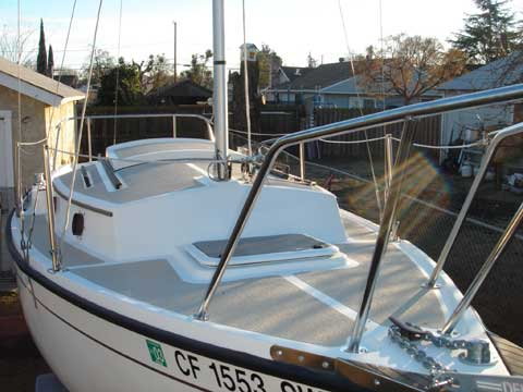 ComPac 19 XL sailboat