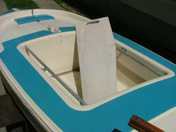 197? Dolphin Sr. sailboat