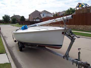 1989 Flying Scot sailboat