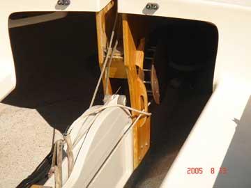1998 Flying Scot sailboat