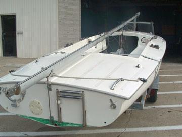 1979 Flying Scot Hull# 3442