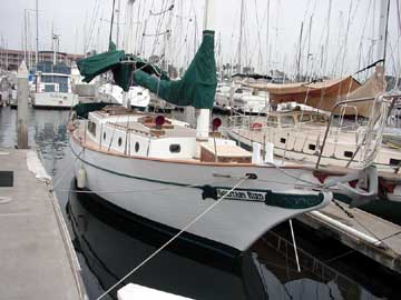 1970 Formosa 41 sailboat